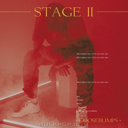 GooseBumps – STAGE II – EP