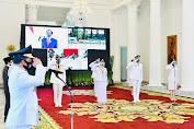 Presiden Jokowi Dorong Pamong Praja Muda Ciptakan Budaya Kerja yang Lebih Inovatif