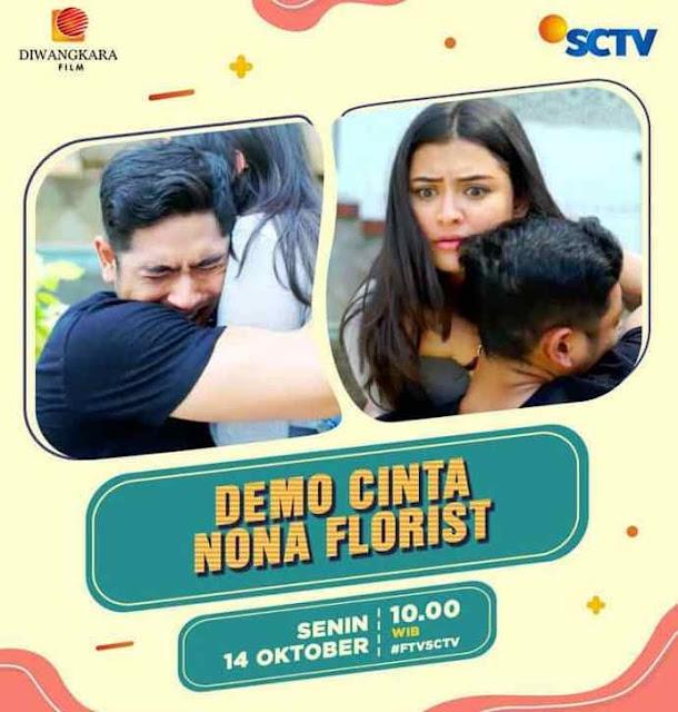 Daftar Nama Pemain FTV Demo Cinta Nona Florist SCTV Lengkap