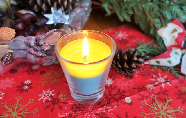 Mit wenigen Zutaten kann man selber Kerzen gießen und dabei altes Wachs recyceln