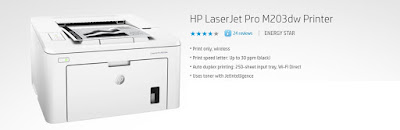 HP LaserJet Pro M203dw Drivers Download