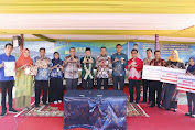 Kecamatan Pammana Sebagai Juara 1   Expo Bumdes  2019 di Atakkae