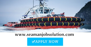 seaman jobs for harbour tug vessel