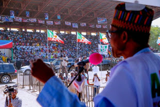 Buhari pledges to protect Nigeria's integrity in Sokoto