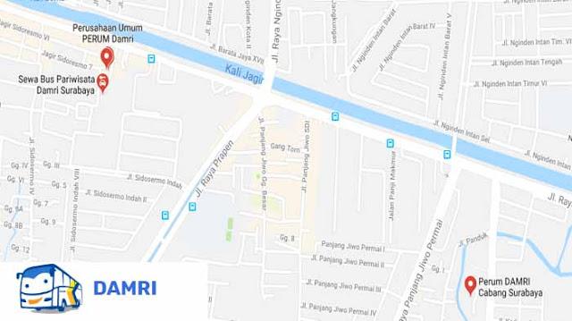Loket Damri Surabaya