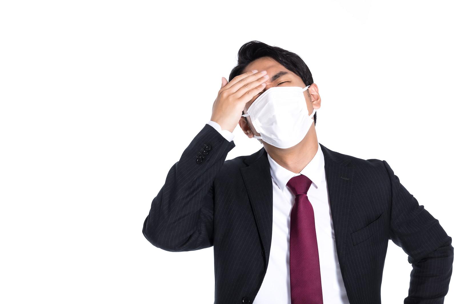 新型コロナウイルス患者が電車内で咳してたら?!