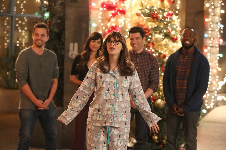 New Girl - Episode 6.10 - Christmas Eve Eve - Promotional Photos & Press Release