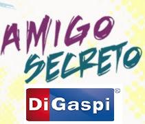Promoção Amigo Secreto Di Gaspi 2016