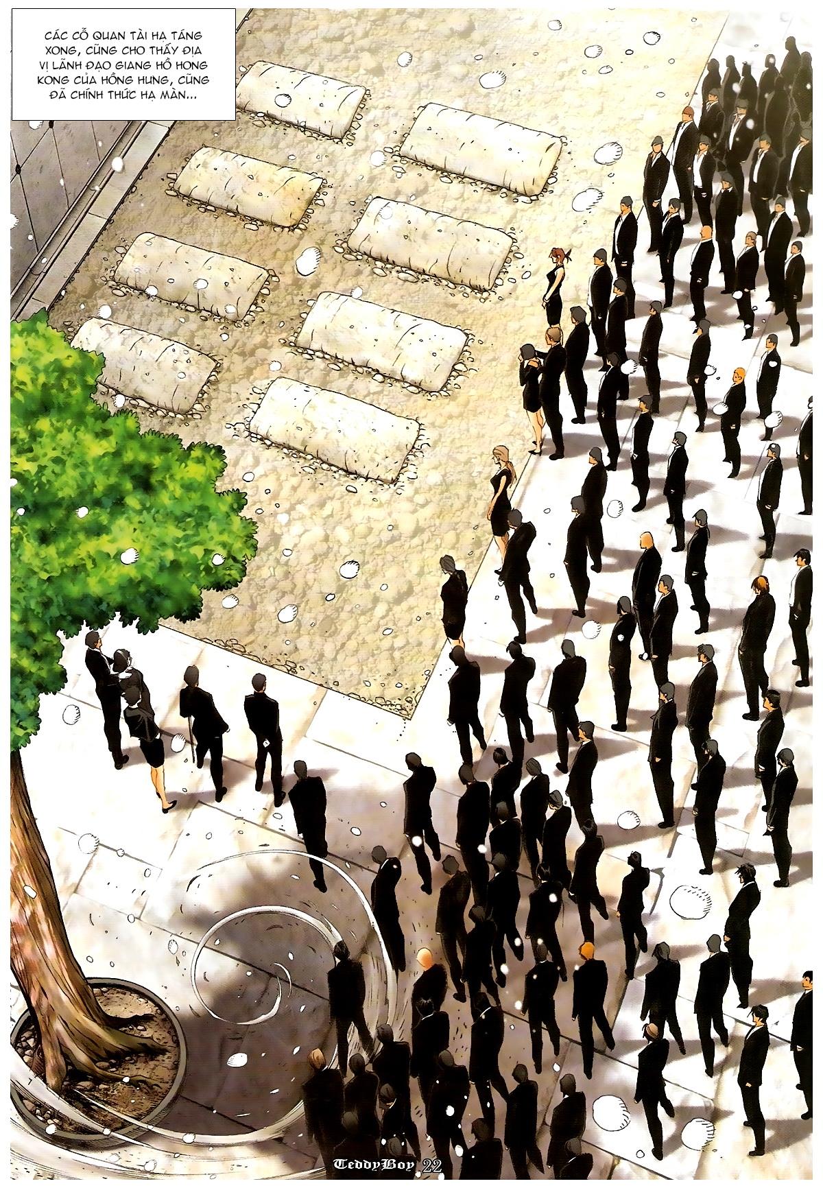 Người Trong Giang Hồ - Chapter 1241: Tân Long Đầu - Pic 17
