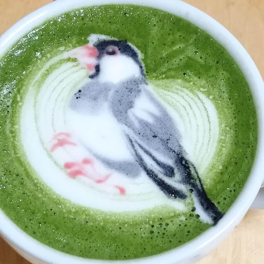 07-Mr-Kuu-Coffee-Food-Art-Animal-Art-www-designstack-co