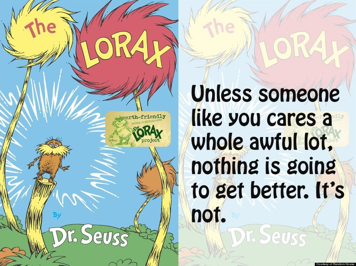 Dr Seuss Weird Love Quote Poster Perception In Print Drseuss Says