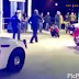 Wow! Watch as young black man is gun down and see what happens at the end ....