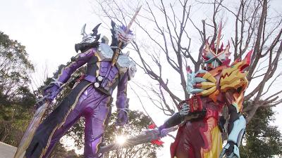 Kamen Rider Saber Episode 33 Clips