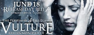 Release Day Blitz: Vulture by Rhiannon Paille *giveaway*