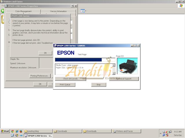 Cara mengatasi This Document Failed to Print dengan Mudah_anditii.web.id