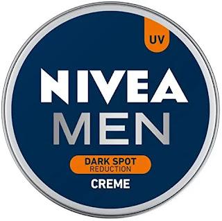 Nivea Men Dark Spot Reduction Creme(best face cream for men)