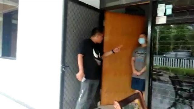 Videonya Viral: Pejabat Pemprov Sulteng Datangi Rumah Bendum Gerindra, Ajak Saling Bunuh