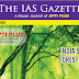 The IAS Gazette Monthly Magazine January 2020 pdf Download in English