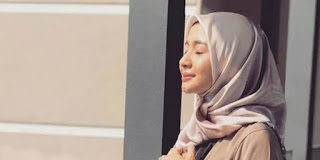 Wangi hijab dari royale soklin
