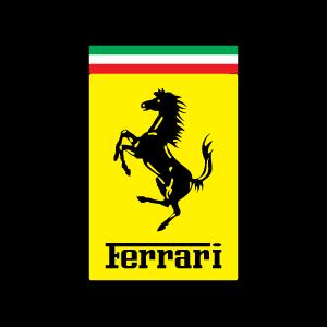Luxury Car Logos : Ferrari