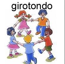 """FILASTROCCHE PER GIOCARE """"GIROTONDO"""""""