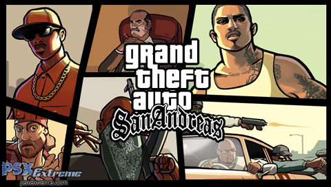 GTA San Andreas Compressed by KGB Archiver Only 3MB - PC