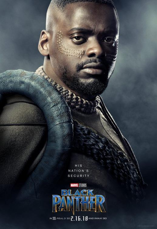 Black Panther WKabi poster