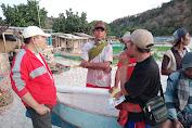 H Masrun : Kuliner Lobster Bikin Lombok Tengah Makin Mendunia