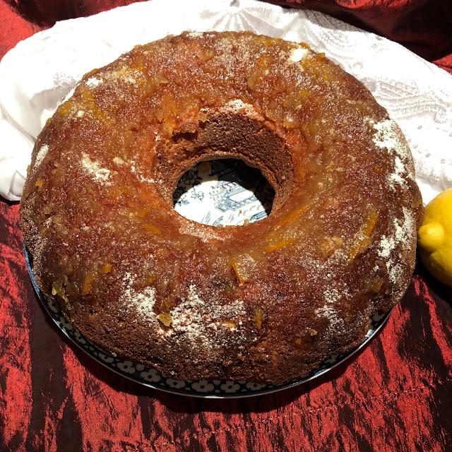 Chez Maximka, Italian-style cake