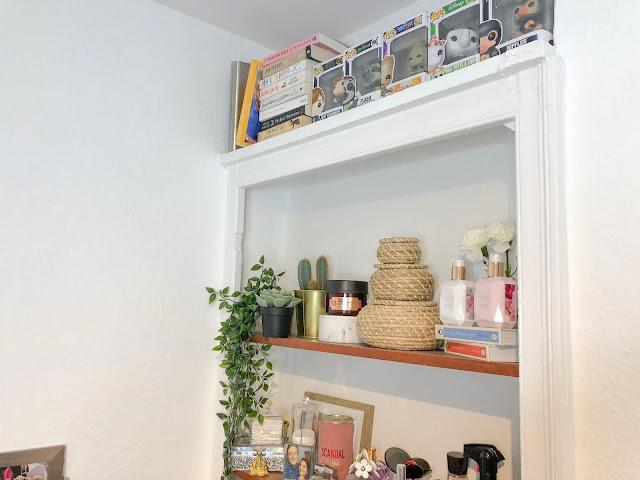 shelves lauryn justalittlebitoflauryn plants