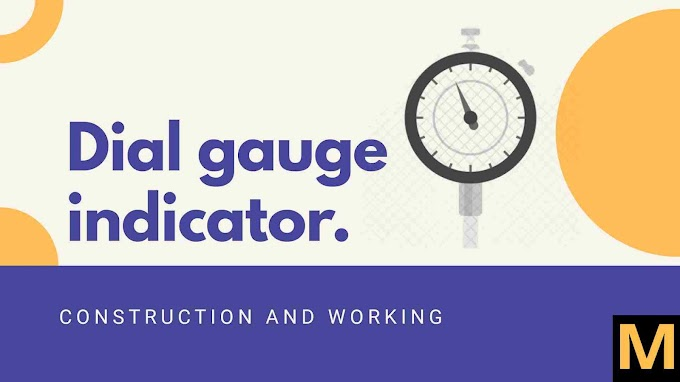 Dial gauge indicator - construction and working | The Mechanical post
