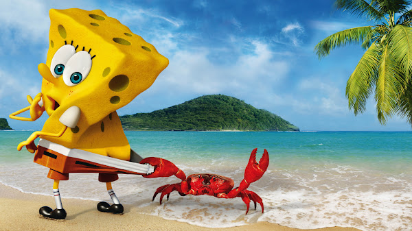 hd wallpaper spongebob