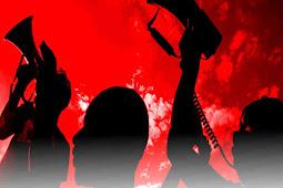 TNI-Polri Amankan Unjuk Rasa di Waghete, 1 Tewas 5 Terluka