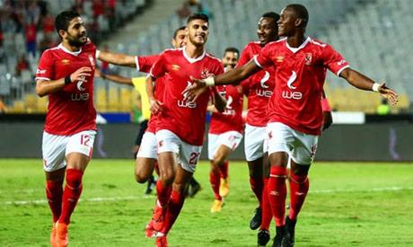 مشاهدة مباراة الأهلي ونادي مصر بث مباشر