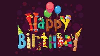 Happy Birthday SMS in English