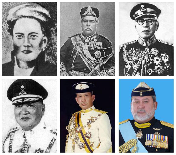 Asal usul kerajaan kesultanan Johor