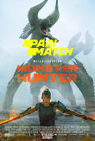 Monster Hunter 2020 720p HDCAM Dual Audio Hindi (Original CAM Audio) + ENGLISH