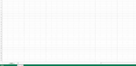 Come aggiungere un nuovo foglio Excel