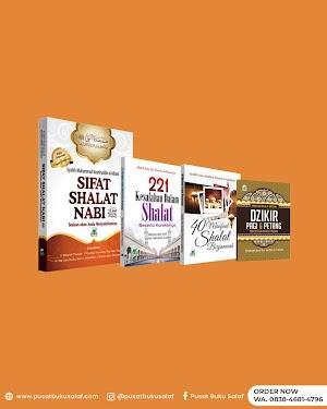 Paket Tuntunan Shalat Darul Haq