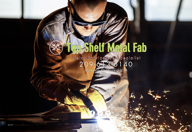 Metal Fabrication & Steel Art Workshop in Modesto CA