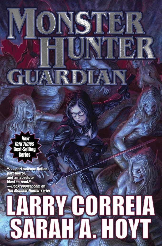 [Free Book] Monster Hunter Guardian By Larry Correia & Sarah A. Hoyt Free PDF Download