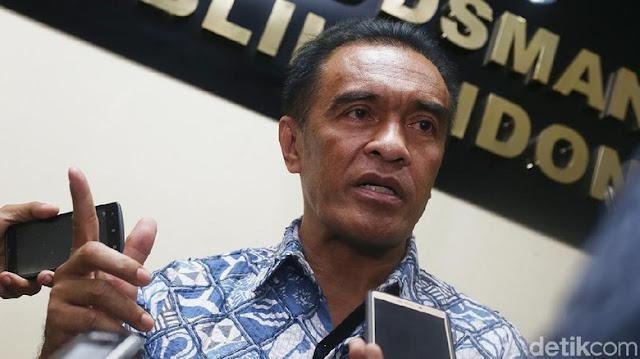 Ombudsman Minta KPU Coret Nama Menteri yang Masuk Struktur Timses