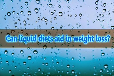 a liquid diet to lose weight