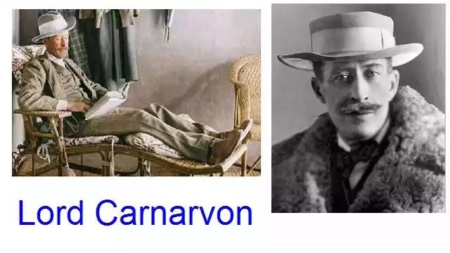 Lord Carnarvon