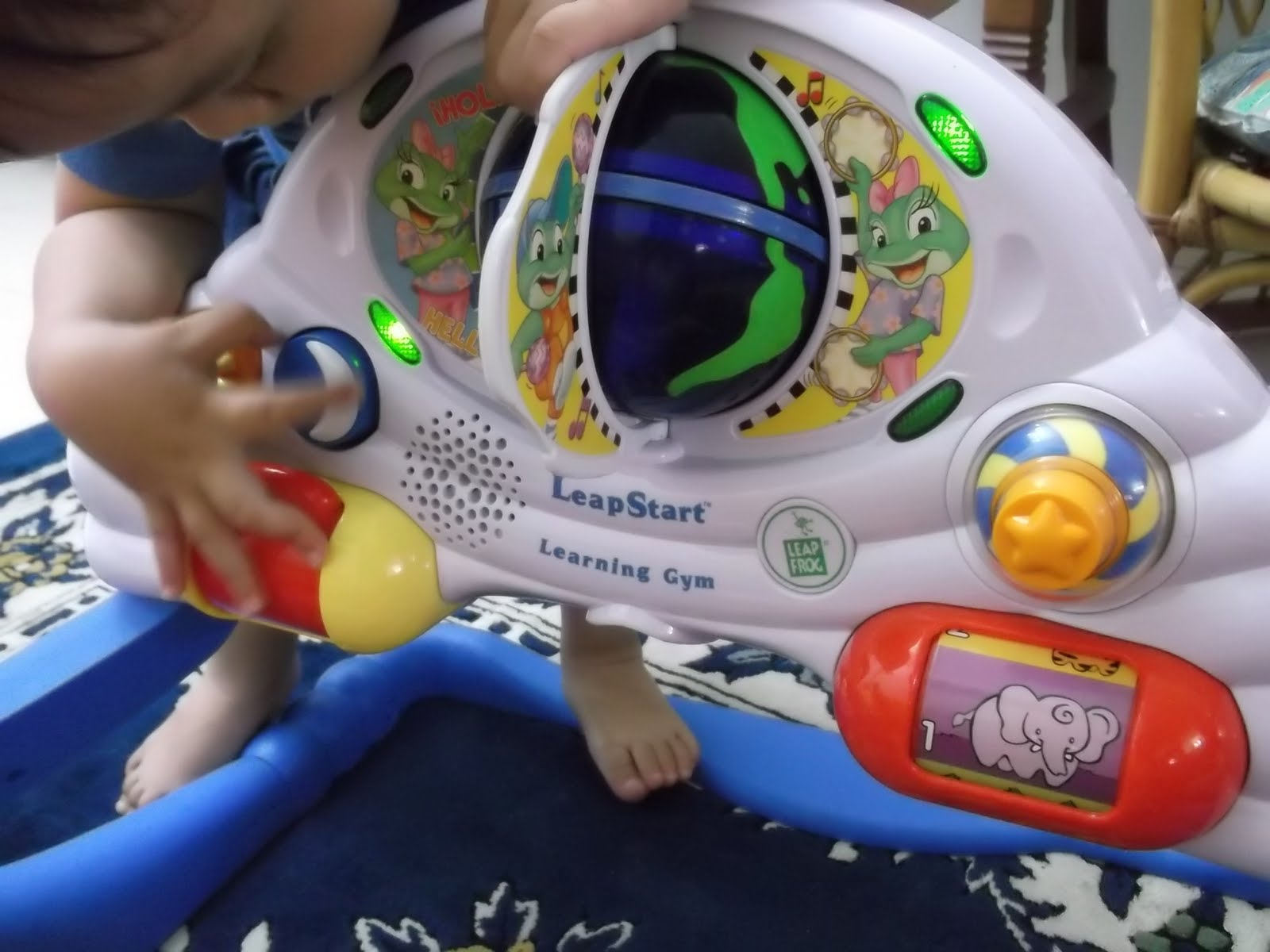Pu3 Store Sold Item Leapfrog Leapstart Learning Gym