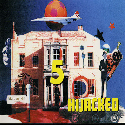 Marden Hill – Hijacked (1996) (CD) (FLAC + 320 kbps)