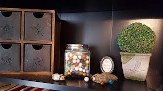 genealogy treasures, father, marbles, simple, office