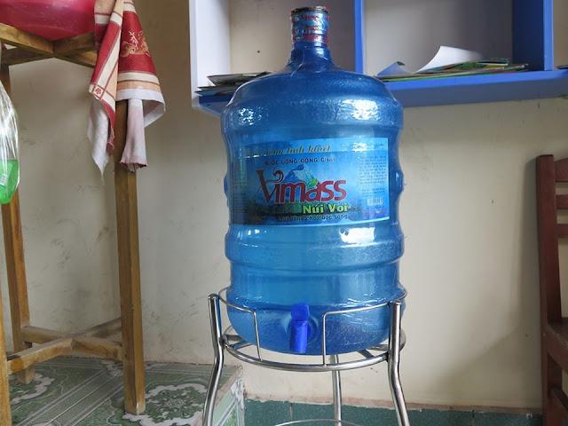 Công ty TNHH Phúc Hà dùng nước mương ô nhiễm sản xuất 'nước tinh khiết'