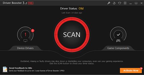 Δωρεάν IObit Driver Booster 3.2 Pro