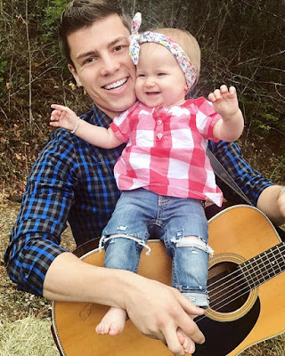 Lawson Bates and Kaci Lynn Bates